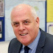 Head Teacher Paul McLaughlin